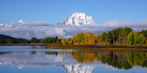 Oxbow Bend | Grand Teton National Park | Photo by BackroadsVanner.com
