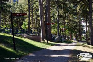 Mount Moriah Cemetery, Deadwood, SD | Sept 2015 | Photo by BackroadsVanner.com