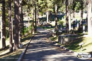 Mount Moriah Cemetery, Deadwood, SD | Photo by BackroadsVanner.com