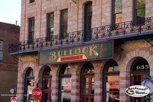 The Bullock Hotel in Deadwood, SD | Photo by BackroadsVanner.com
