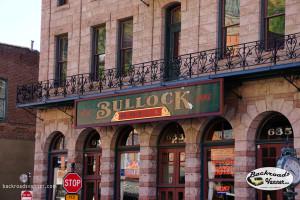 The Bullock Hotel in Deadwood, SD | Photo by BackroadsVanner.com