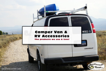 Camper Van & RV Accessories