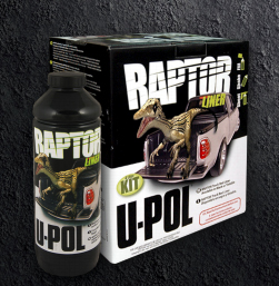 U-POL RAPTOR featured on BackroadsVanner.com