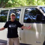 Backroads Vanner Van Life - Window Tint / Window Insulation on Stealth Camper Van | Get SPF 1,000 On Your Van with XPEL PRIME XR